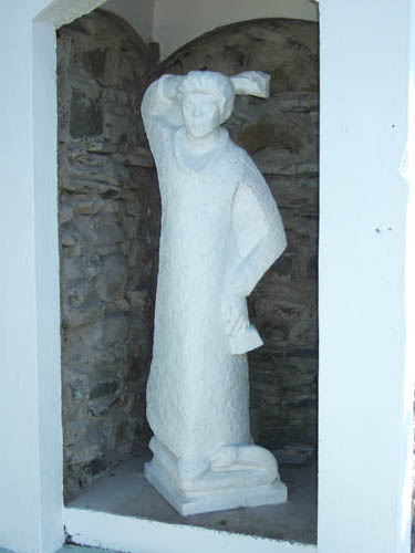 St Senan Sculpture