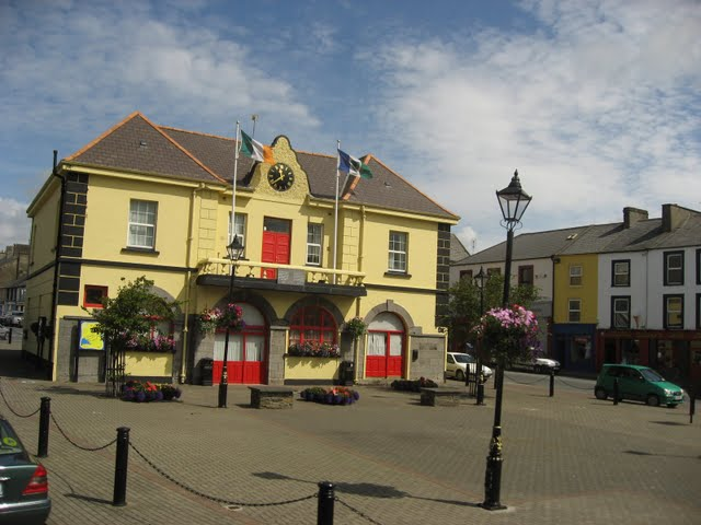 Kilrush Town Hall on the Market Square